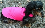 Hug-A-Dog Harness®  Dachshund Coat (Water Resistant)
