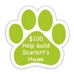 $100 Help Build Scarlett's House Package