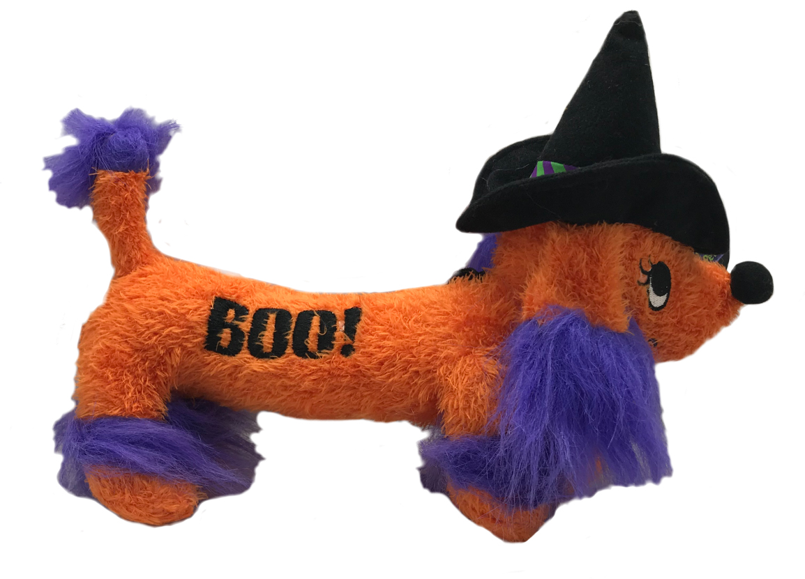 Hallowiener Squeaky Toy