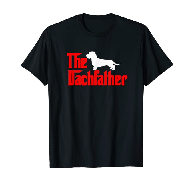 The Dachfather (WH) Unisex T-Shirt