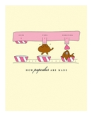 Pupcakes Blank Cards (pack of 6)